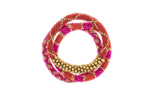 Statement Roll-On Bracelets - Carousel - Ecotienda La Chiwi