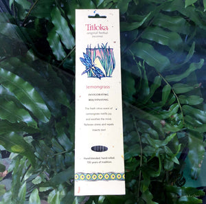 Lemongrass Herbal Incense - EcoTienda La Chiwi