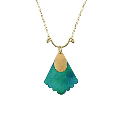 Jaladhi Water Goddess Necklace - Ecotienda La Chiwi