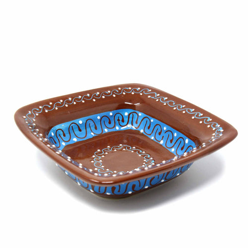 Flared Serving Bowl - Chocolate - Ecotienda La Chiwi