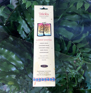 Outdoor Assorted Herbal Incense - EcoTienda La Chiwi