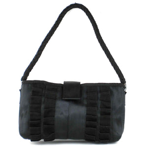 Recycled Seatbelt Clutch with Handle - Ecotienda La Chiwi