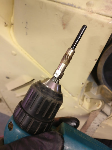 Tech article #1 - Swollen, but not broken glow plugs, yet!