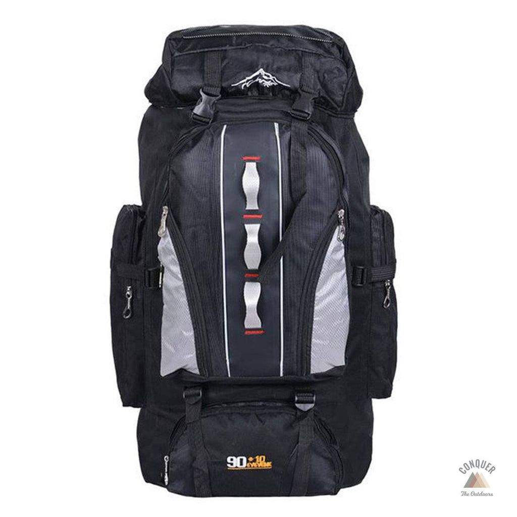 584756c018954 100ℓ Waterproof Hiking Backpack + Free Shipping – Conquer The Outdoors