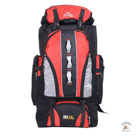 100ℓ Waterproof Hiking Backpack + Free Shipping