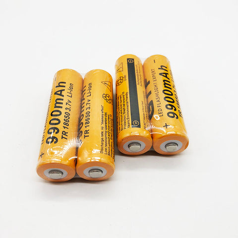 3.7V 9900mAh Rechargeable Battery