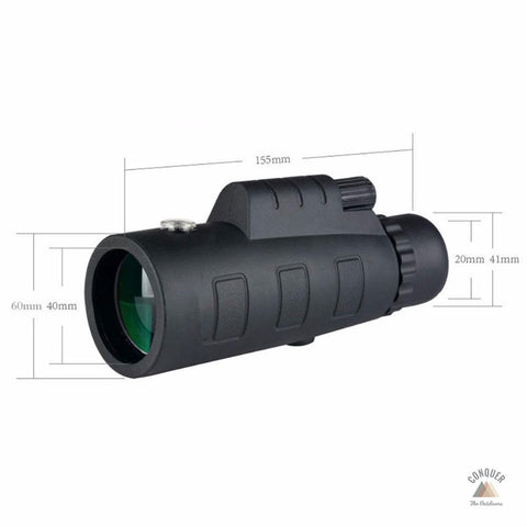 50x60 High Powered Monocular Scope + Free Shipping