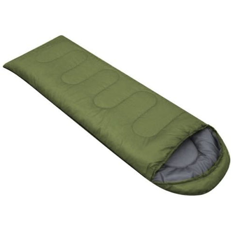 JHO-Adult 3 Season Sleeping Bag Camping Summer With UK Post 1.8m long