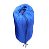 Image of JHO-Outdoor Waterproof Travel Envelope Sleeping Bag Camping Hiking Carrying Case Blue