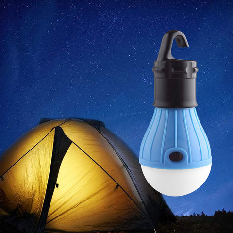 Mini Portable LED Bulb Lantern + Free Shipping