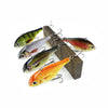 "Image of 3.1"" Vib Fishing Lure Hard Crankbait Lifelike Fish Bait"