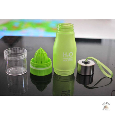 Water Bottle with Infuser - 650ml