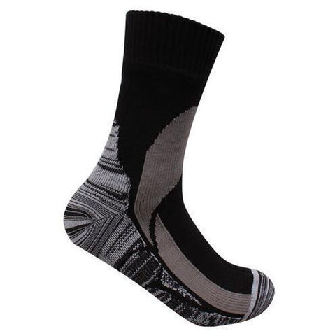 Anyoutdoor Black Gray / XL Waterproof Socks