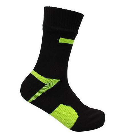 Anyoutdoor Black Green / XL Waterproof Socks
