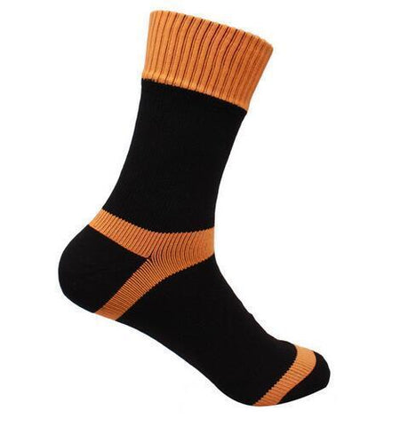 Anyoutdoor Black Orange / XL Waterproof Socks