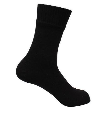 Anyoutdoor Black / XL Waterproof Socks