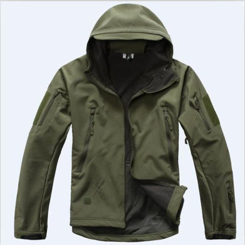 ESDY001 Store Jackets Army Green / S High Quality Tactical Jacket - Waterproof, Windproof & Styled