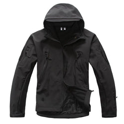 ESDY001 Store Jackets Black / S High Quality Tactical Jacket - Waterproof, Windproof & Styled