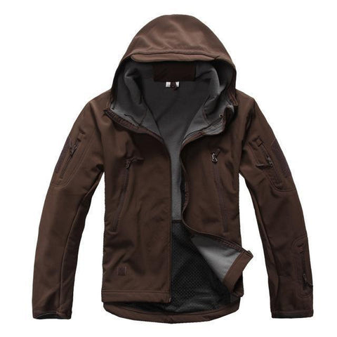 ESDY001 Store Jackets Brown / S High Quality Tactical Jacket - Waterproof, Windproof & Styled