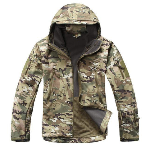 ESDY001 Store Jackets CP / S High Quality Tactical Jacket - Waterproof, Windproof & Styled
