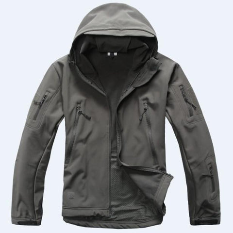ESDY001 Store Jackets Gray / S High Quality Tactical Jacket - Waterproof, Windproof & Styled