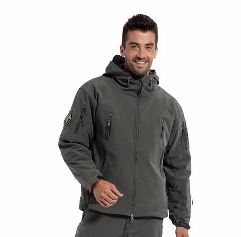 ESDY001 Store Jackets High Quality Tactical Jacket - Waterproof, Windproof & Styled