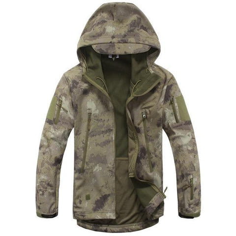 ESDY001 Store Jackets Ruins Yellow / S High Quality Tactical Jacket - Waterproof, Windproof & Styled