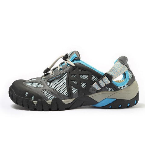 ifrich Official Store Hiking Shoes Blue / 4 DICE UNISEX WATERPROOF & BREATHABLE SHOES