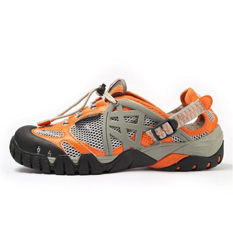 ifrich Official Store Hiking Shoes Orange / 4 DICE UNISEX WATERPROOF & BREATHABLE SHOES