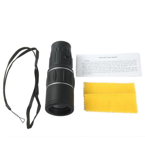 Outl1fe Adventure Store Monocular/Binoculars SUPER HIGH POWERED MONOCULAR 16X ZOOM