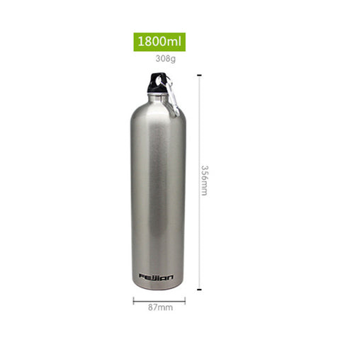Stainless Steel Wide Mouth Water Bottle - Various Sizes