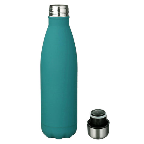 Stainless Steel Wide Mouth Water Bottle - 500mL / 17fl. oz.