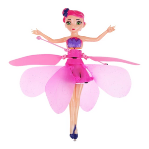 Fairy Princess Gesture Sensing Quad-copter Induction