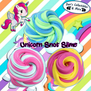 Unicorn Snot Stress Relieving Slime FREE Giveaway (Limit One Per Customer)