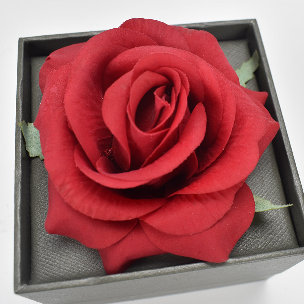 """I Love You"" Forever 100 Language Micro Projection Necklace With Optional Rose Box"