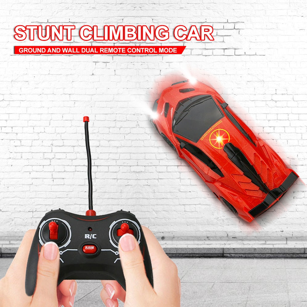 Lambo Anti Gravity Wall Climbing RC Car Toy (3 Colors)