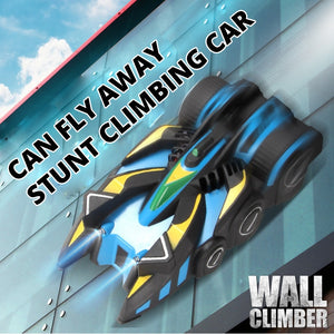 Anti Gravity Wall Climbing RC Car Toy (3 Colors) New Design