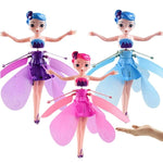 Fairy Princess Gesture Sensing Quad-copter Induction (3 Pack Save Big)
