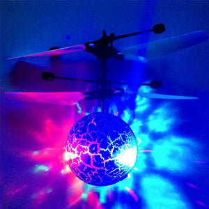 Dino Egg Gesture Sensing Quad-copter Induction Heli Sphere (3 Colors)