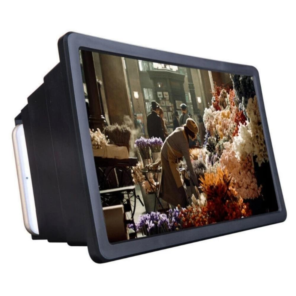 3D Portable Universal Foldable Screen Amplifier (iOs or Android)