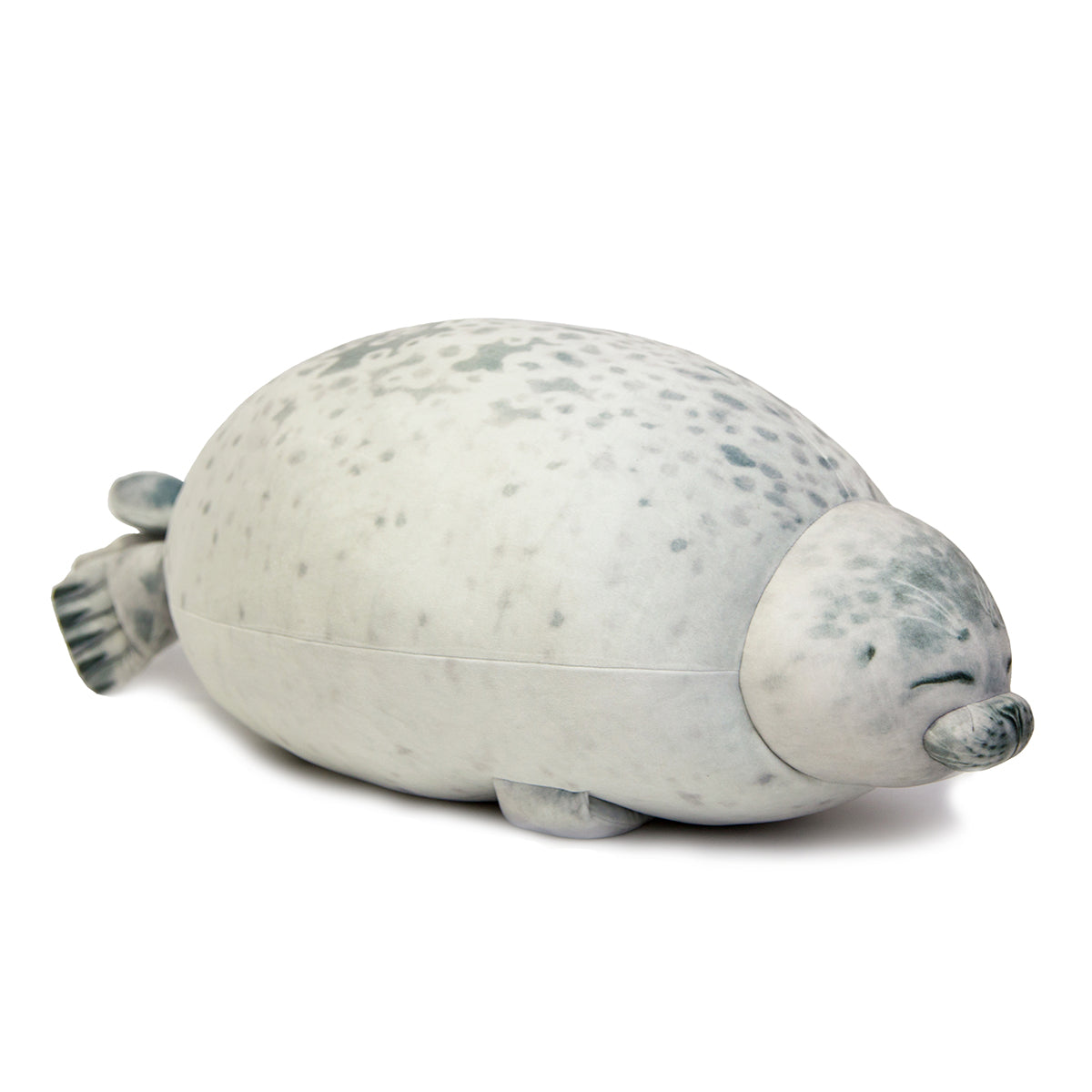 Chubby Angry Seal Pillow Plush 3D Stuffed Animal (2 Colors)