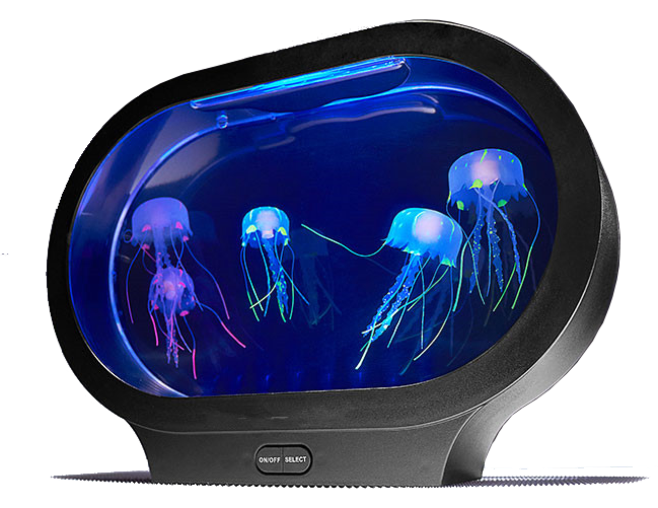 Hypnotic Artificial Jellyfish Lamp XL