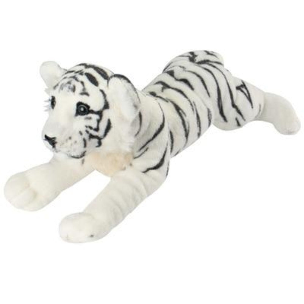Baby Tiger Cub Pillow Plush 3D Stuffed Animal (3 Sizes) Tiger, Lion or Leopard