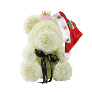 Limited Edition 2020 Royal Merry Christmas Santa Rose Teddy Bear (34 Designs) 25cm or 40cm
