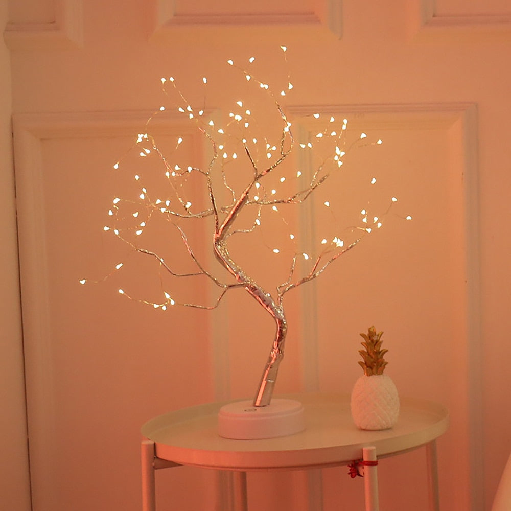Enchanted Rose Tree Lamp (9 Options)
