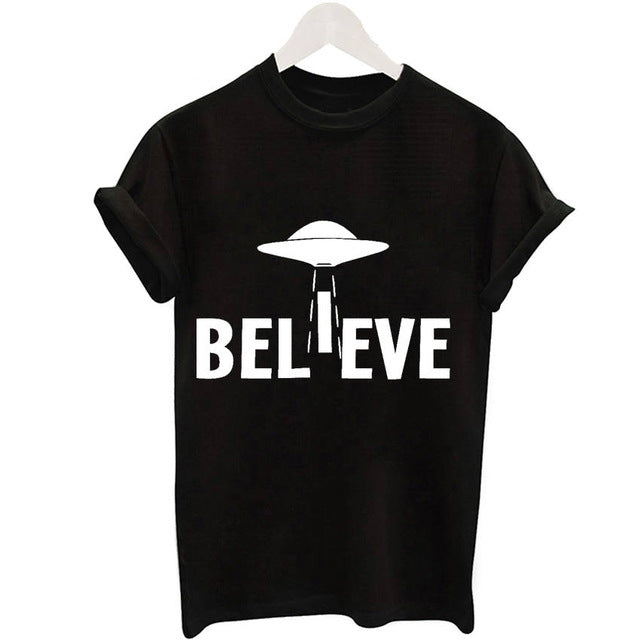 UFO Believe T-Shirt