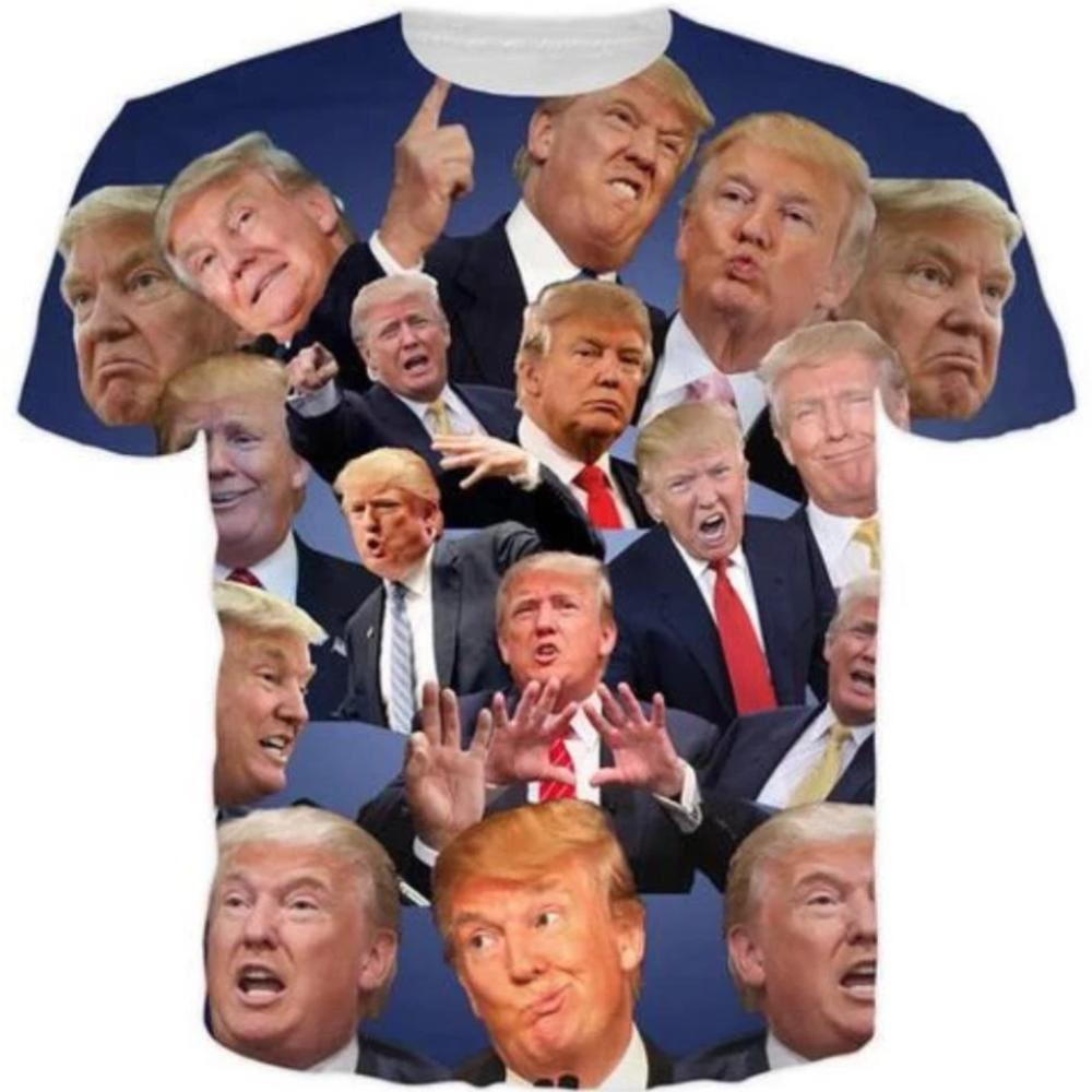 Donnie 3D All Over Print T-Shirt