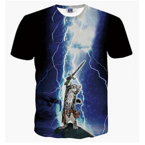 I Have The Power Thunder Cat T-Shirt