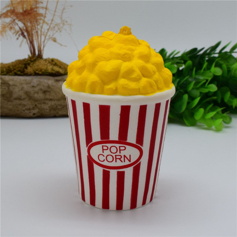 Jumbo Pop Corn Squishy