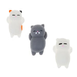 Mochi Squishy Cats 3 Pack